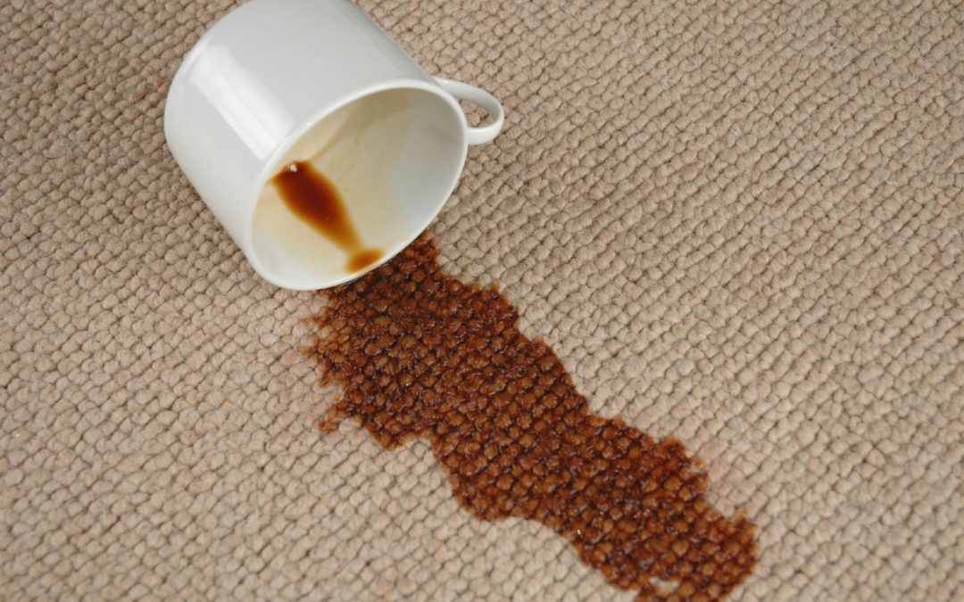 Forgotten Spills On Carpets